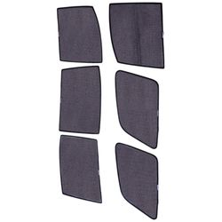 KMH Side Window Curtains For Honda Mobilio (6Pc)