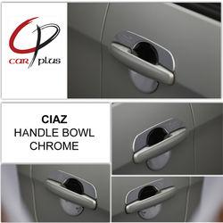 KMH Handle Bowl for Ciaz (Set of 4 Pcs) (Chrome)