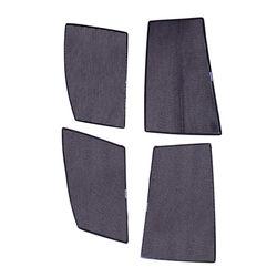 KMH Side Window Curtains For Maruti Suzuki Sx4 (4pc)