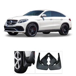 KMH Mud Flap for Mercedes GLE With Side Step