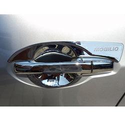 KMH Handle Bowl for Mobilio (Set of 4 Pcs) (Chrome)