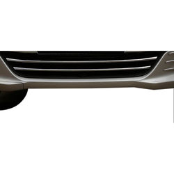 KMH Lower Bumper Grill for Ciaz (Set of 2 Pcs) (Chrome)