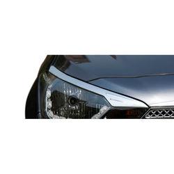 KMH Head Light Cover for I20 Elite (Set of 2 Pcs) (Chrome)