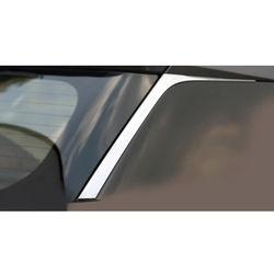 KMH Rear Piller Cover Trim for I20 Elite (Set of 2 Pcs) (Chrome)
