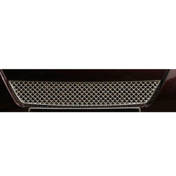 KMH Front Bumper Grill for Xuv500 2015 (Set of 2 Pcs) (Chrome)