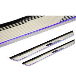 KMH Side Stepper Matrix Design for Nissan Terrano (172 CMS)