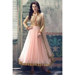 SALWAR.UK signer Pink Salwar Kameez