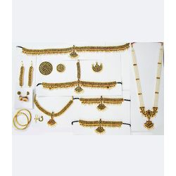 Bharatanatyam Kemp Dance Jewellery Set