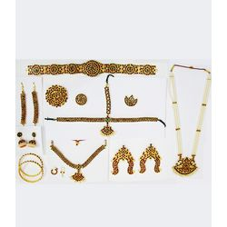 Bharatanatyam Dance Jewellery Set