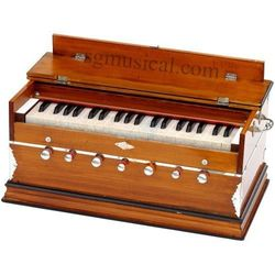 Harmonium 3.25 octave- 7 Stopper - 39 Keys- Double Fold Bellow