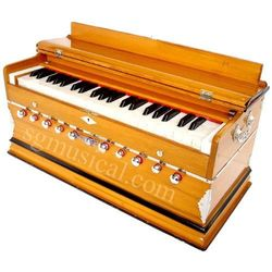SG Musical 3.50 Octave Harmonium Free Padded Carry Bag