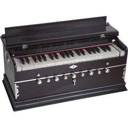 SG Musical Professional Harmonium 9 Stopper 3.50 Octave Carry Bag