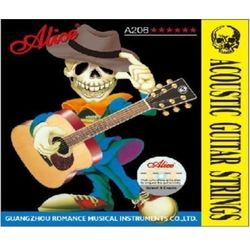 Alice A-206 4th(D) pack of five Guitar String(5 STRINGS)