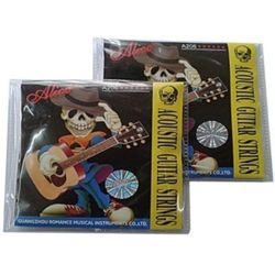 Alice A-206 Acoustic Guitar Strings  2 piece