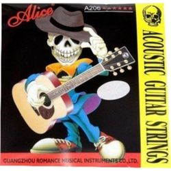 Alice A 206 Acoustic Guitar String