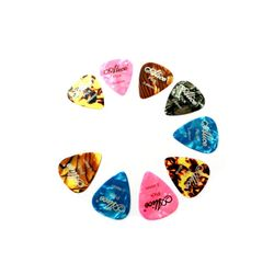 Alice Guitar Picks Standard Style 0.46 mm - 9 pcs