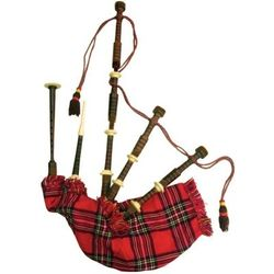 SG Musical  Rosewood Bagpipes