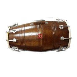 SG Musical Tahli Nut Bolt Dholak Free Carry Bag