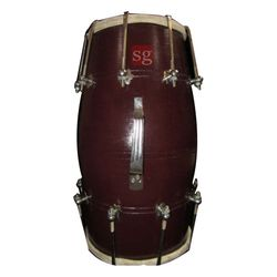SG Musical Nut Bolt Dholki Free Carry Bag