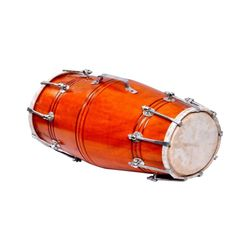 SG Musical Sandli Nut Bolt Dholak Free Carry Bag