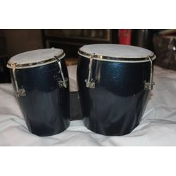 SG Musical Bongo Drum With Central Tuning Key