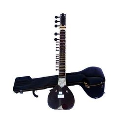 Sg Musical Sitar  With Free Carry Case.