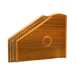 SgMusical Palace Wooden Swarmandal