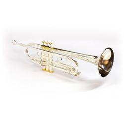SG Musical Bix Beiderbecke 1903-1931 Gold Trim Trumpet Freebie