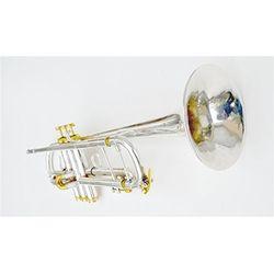 SG Musical King Oliver 1885-1938 Gold Trim Trumpet  Freebie