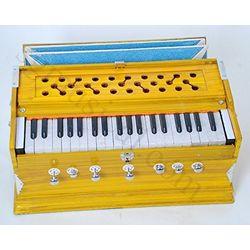 05- SG Musical Harmonium 7-Stop, Natural Color