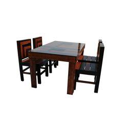 Abilene- 4 seater dining set