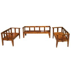 Anwei - 7 Seater Sofa set - 3 + 2 + 2