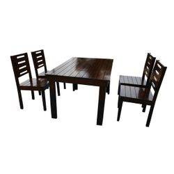 Famiglia- 4 seater dining set