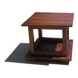 uByld Lantern - Corner Table