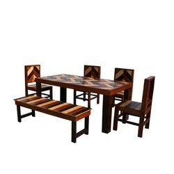 Magellan- 6 seater dining set
