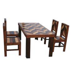 Magellan- 4 seater dining set