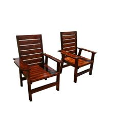Malevo-  Set of  2 comfortable arm chairs