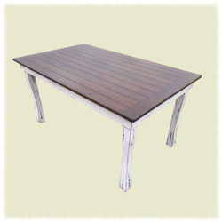 Aloki - A Distressed Table