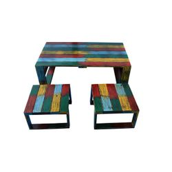 Primo- Center table with stool