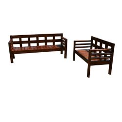 Santillo - 5 seater sofa set