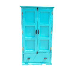Cleo- The Blue Cupboard
