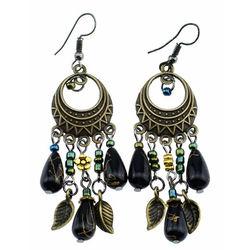 YouBella Jewellery Bohemian Style hanging Earings Fashion Fancy Party Wear Earrings for Girls and Women