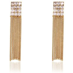 YouBella Jewellery Gold Plated Stylish Fancy Party Wear Earrings For Girls and Women