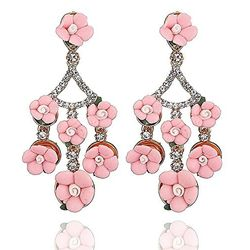 Stylish Resin Fancy Party Wear Earrings