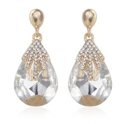 STYLISH CRYSTAL FANCY PARTY WEAR EARINGS