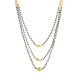 YouBella Gold Plated Mangalsutra For Women