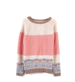 Pastel Passion Sweater