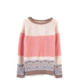 Pastel Passion Sweater