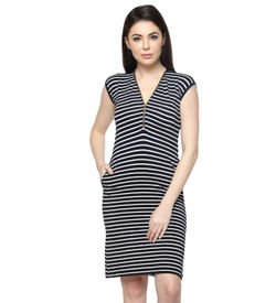 Rebecca Stripes Dress