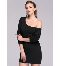 Black Sweetheart Dress